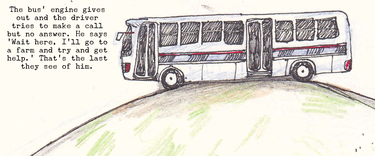 Bus – anyone, anywhere can contribute...