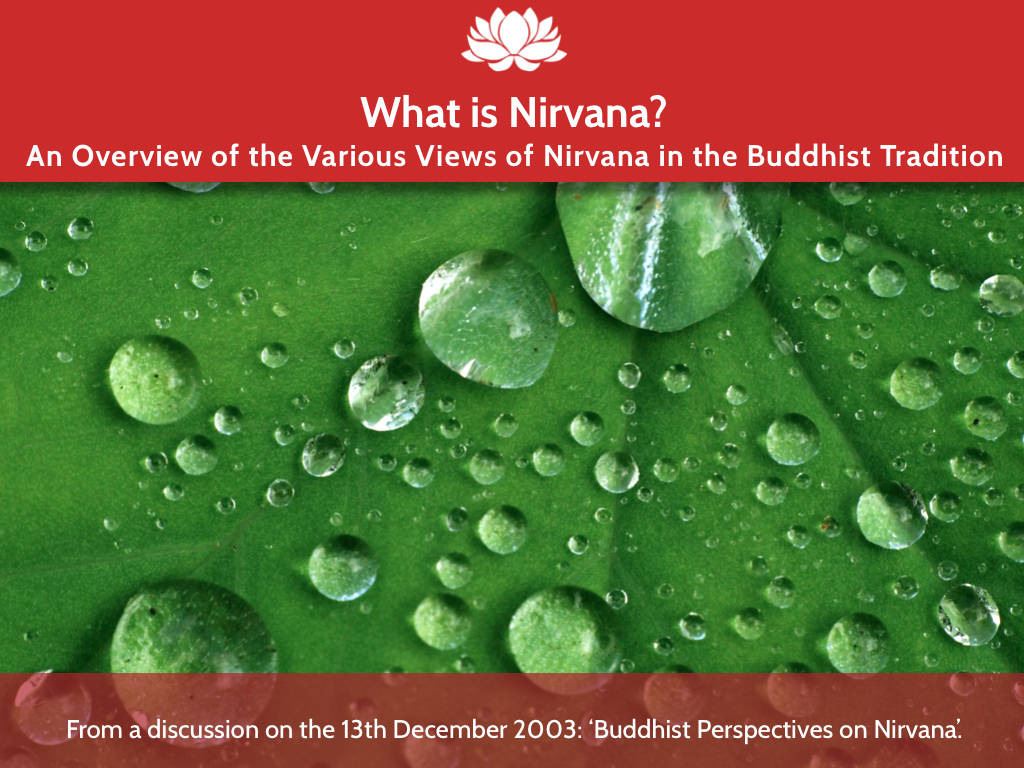 The Four Immeasurable States and What is Nirvana? - iBook version sample page
